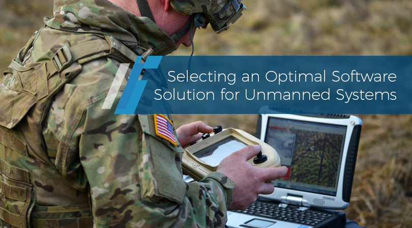 Selecting an Optimal Software Solution for Unmanned Systems