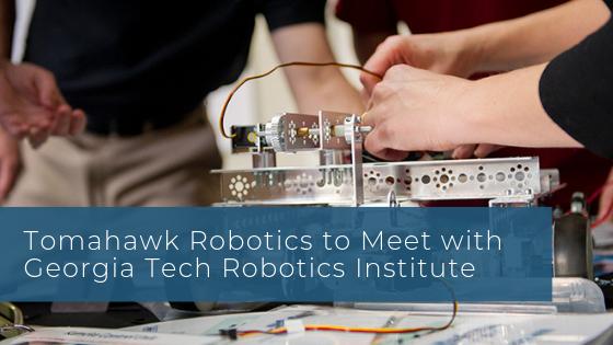 Tomahawk Robotics Wins Investment Award