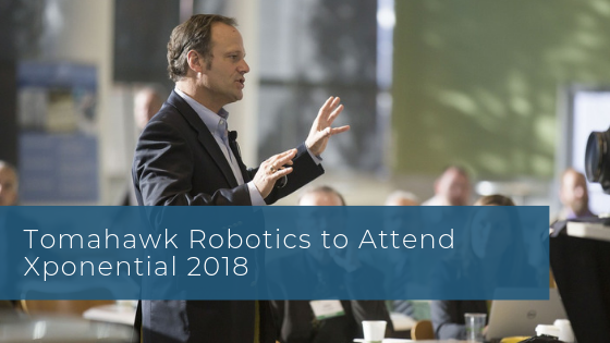 Tomahawk Robotics to Attend Xponential 2018